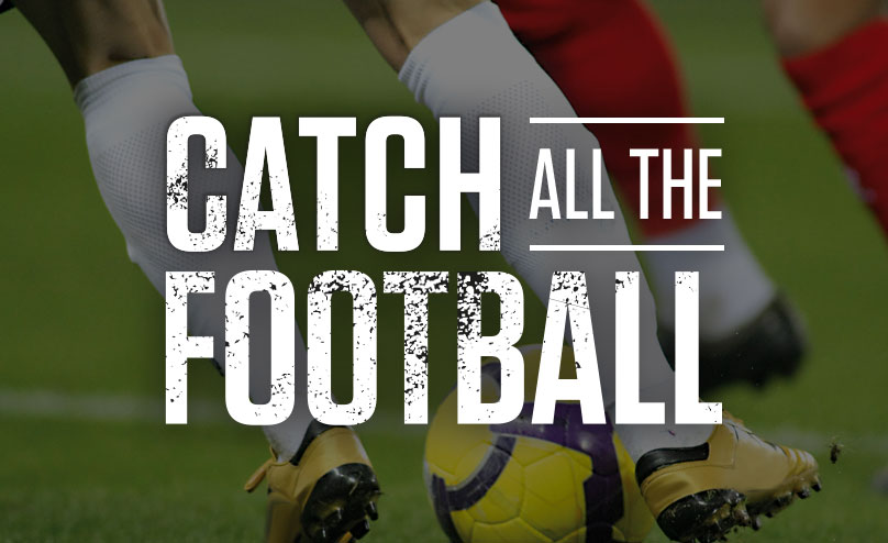Watch Football at Red Lion Hotel