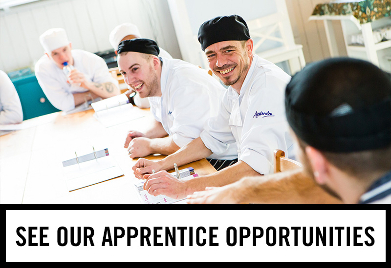 Apprenticeships at Red Lion Hotel