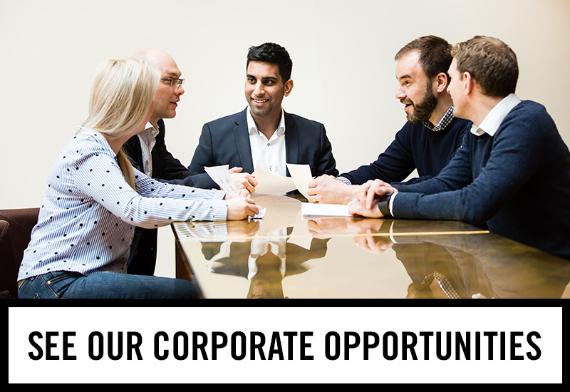 Corporate opportunities at Red Lion Hotel