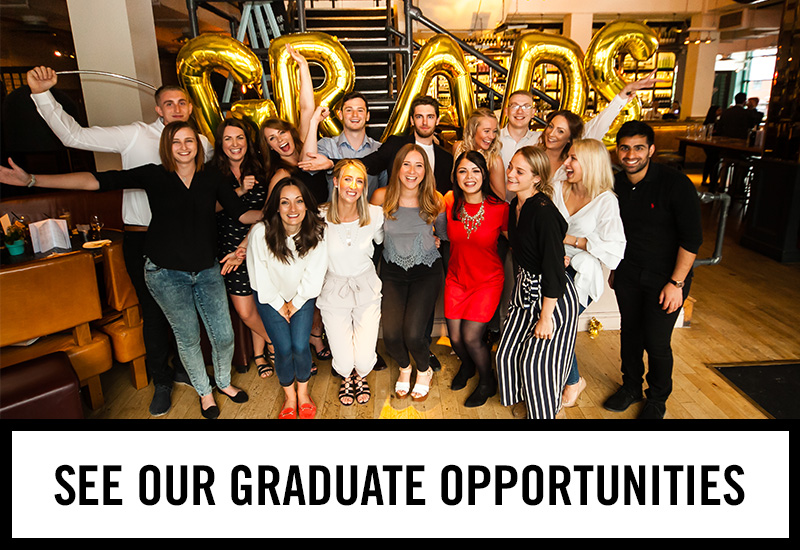 Graduate opportunities at Red Lion Hotel