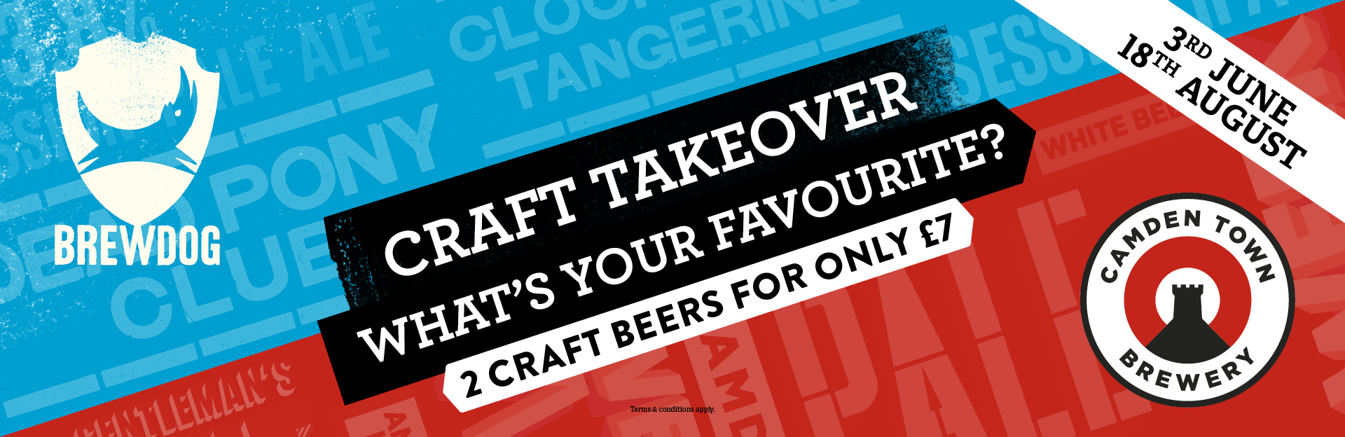 Craft Takeover at Red Lion Hotel